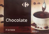 chocolate a la taza - Producto