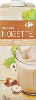 Boisson noisette - Prodotto - fr