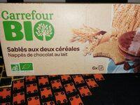 Sablés au deux céréales - Product - fr