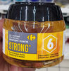 Gel coiffant N6 STRONG carrefour - Product