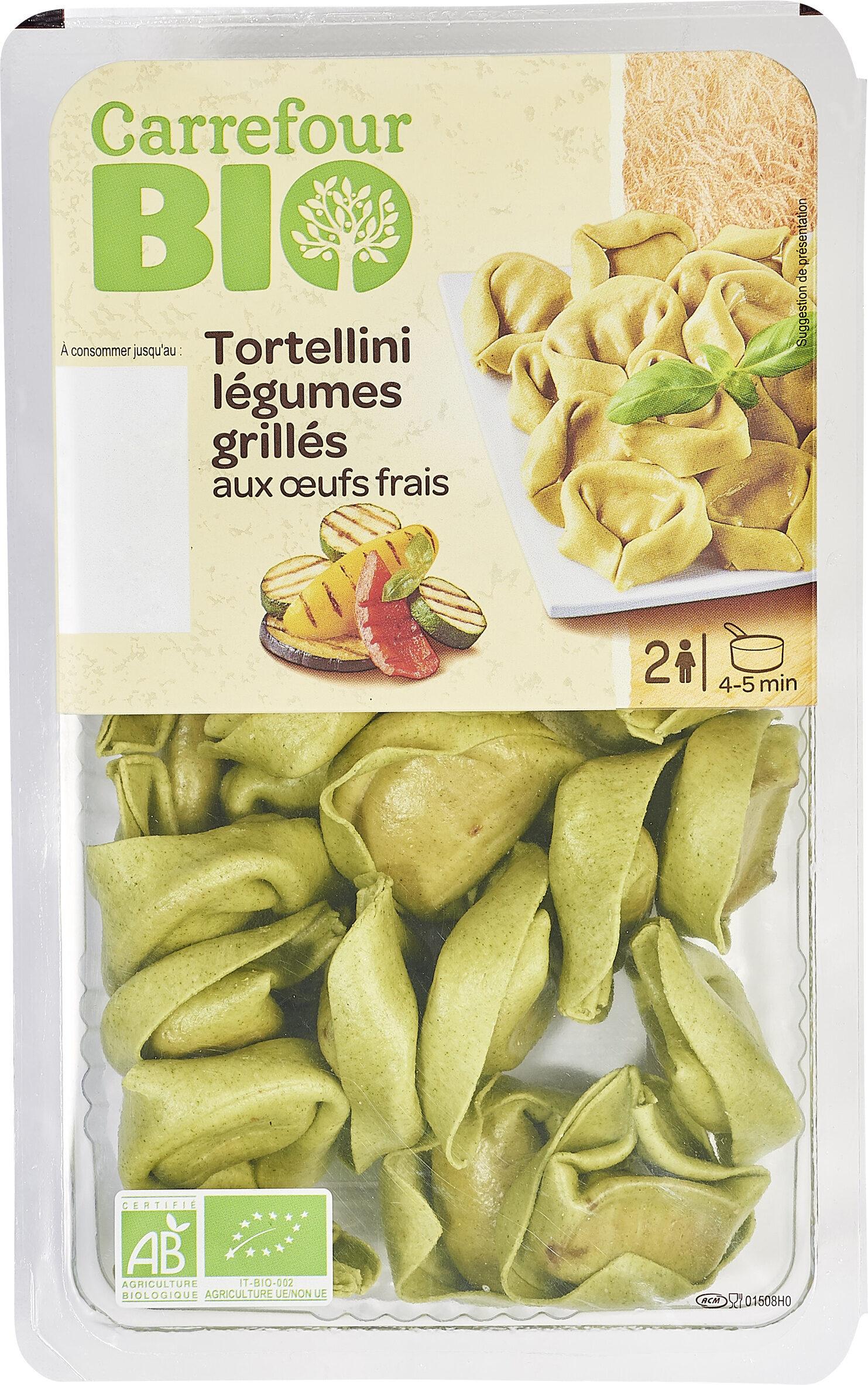Tortellini légumes grillés - Product - fr