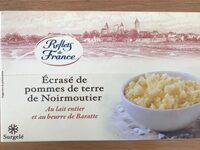 Ecrasé de pomme de terre de Noirmoutier - Product - fr