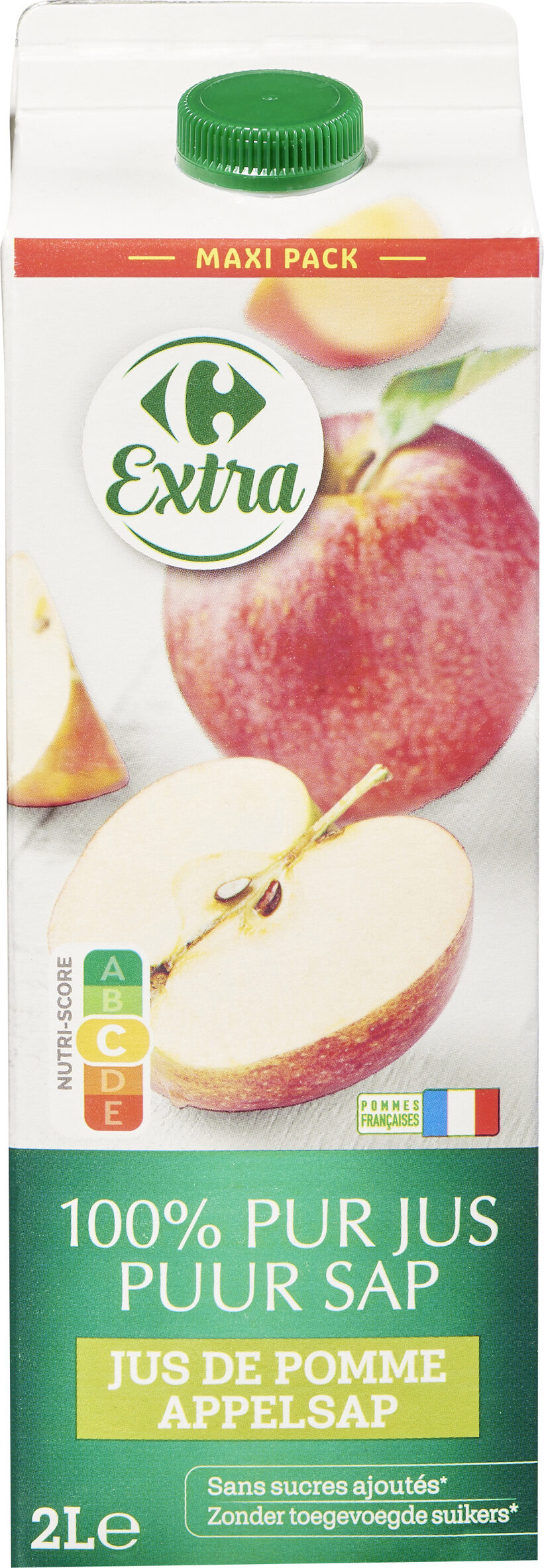 Pur jus Pomme - Prodotto - fr