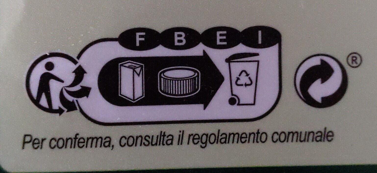 Pur jus Pomme - Istruzioni per il riciclaggio e/o informazioni sull'imballaggio - fr