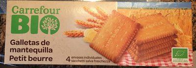 Galletas de mantequilla - Product