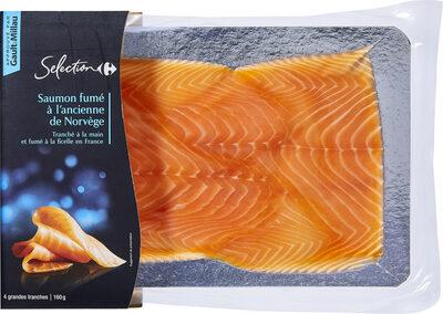 Saumon fumé de Norvège - Prodotto - fr