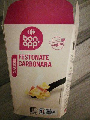 Festonate Carbonara - Product