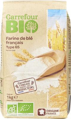 Farine de blé français type 65 - Produit - fr