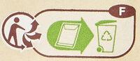 Farine de blé français type 65 - Instruction de recyclage et/ou informations d'emballage - fr