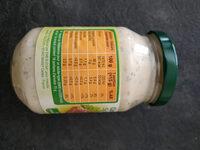 Sauce bearnaise - Nutrition facts - fr