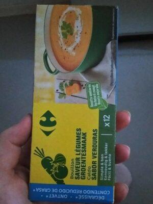 Saveur legumes (caldo sabor verduras) - Product - fr