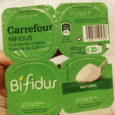 Bifidus - Producto