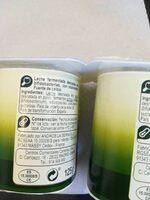 Yogur natural bifidus - Ingrédients - es