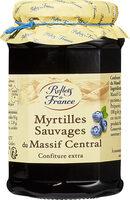 Confiture Myrtilles sauvages du Massif Central - Prodotto - fr