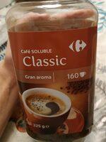 Café soluble classic - Product - es