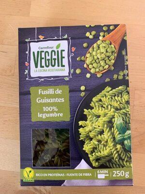 Fusilli de Guisantes 100% legumbres - Producte