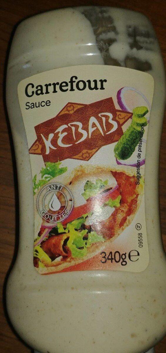Salsa kebab - Producto - en