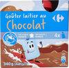 Goûter laitier au Chocolat - Prodotto