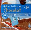 Goûter laitier au Chocolat - Produit