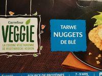 Nuggets de blé - Produit - fr