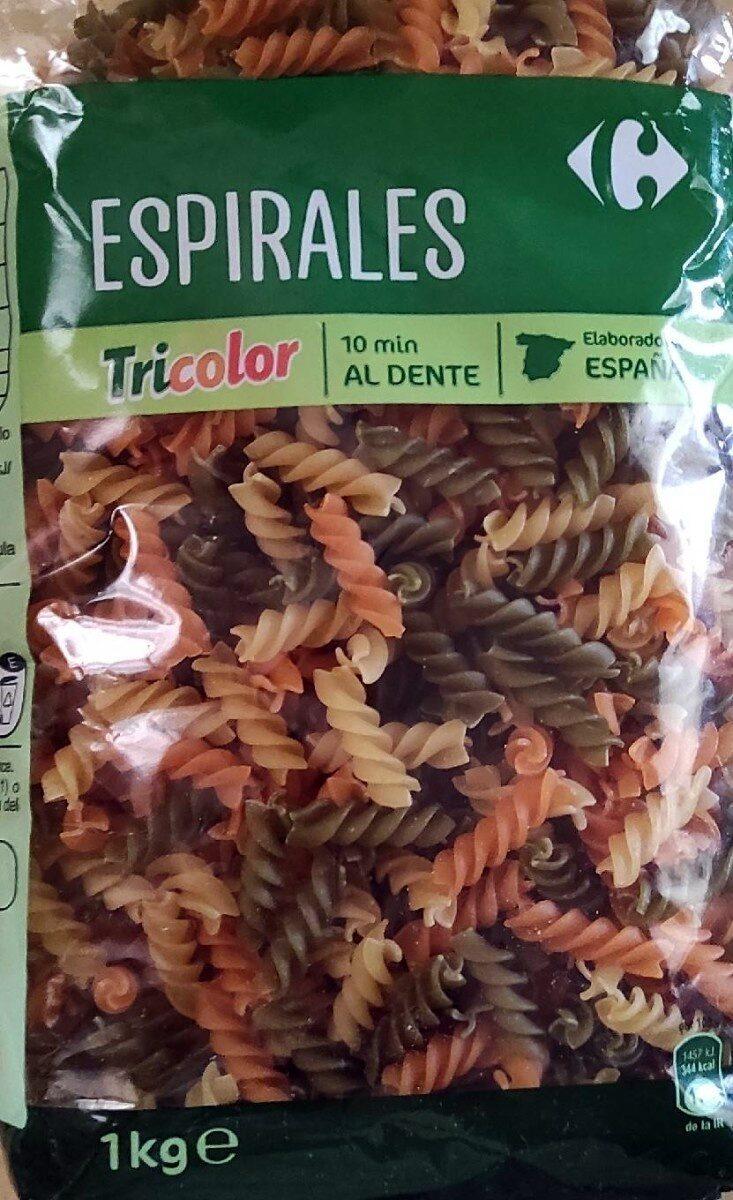 Espirales tricolor - Product - es