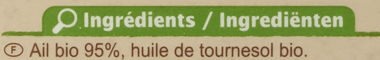Ail surgelé - Ingredienti - fr