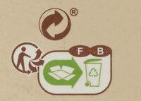 Ail surgelé - Istruzioni per il riciclaggio e/o informazioni sull'imballaggio - fr