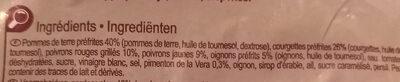 Poêlé country façon type BBQ - Ingredienti - fr