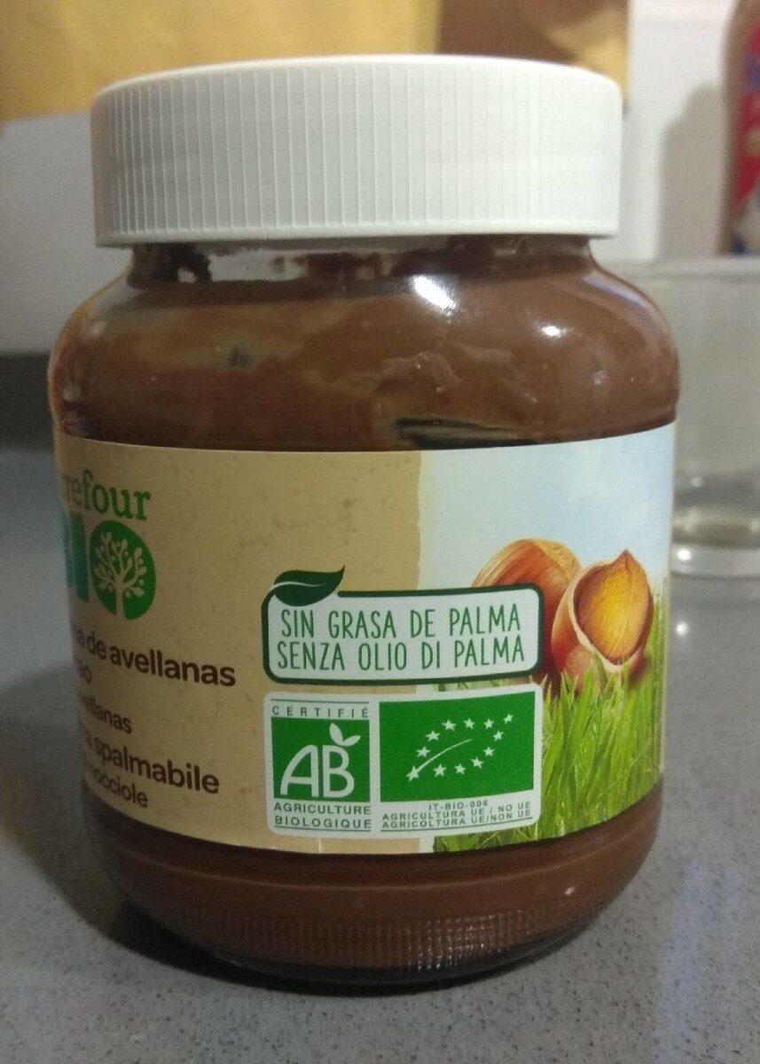 Crema de avellanas y cacao - Product - es
