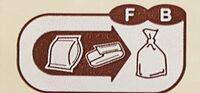 Pain de mie complet - Istruzioni per il riciclaggio e/o informazioni sull'imballaggio - fr