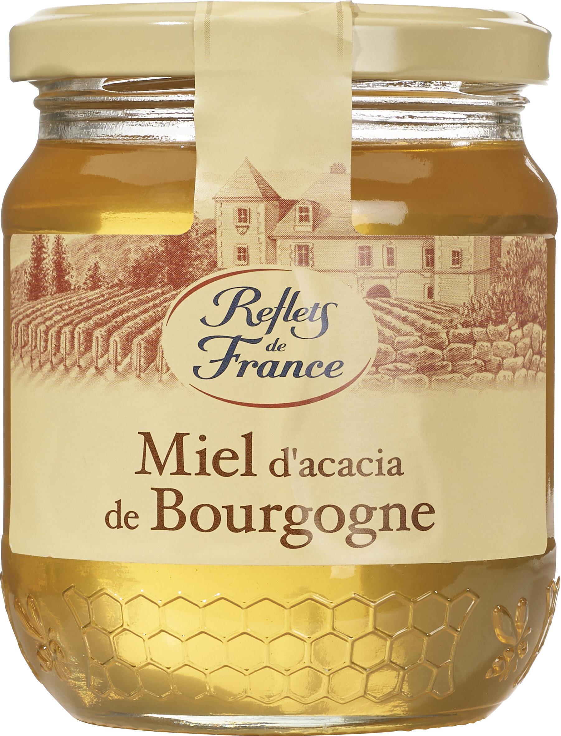 Miel d'acacia de Bourgogne - Produit - fr
