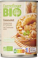 Cassoulet à la saucisse de Toulouse - Produit - fr