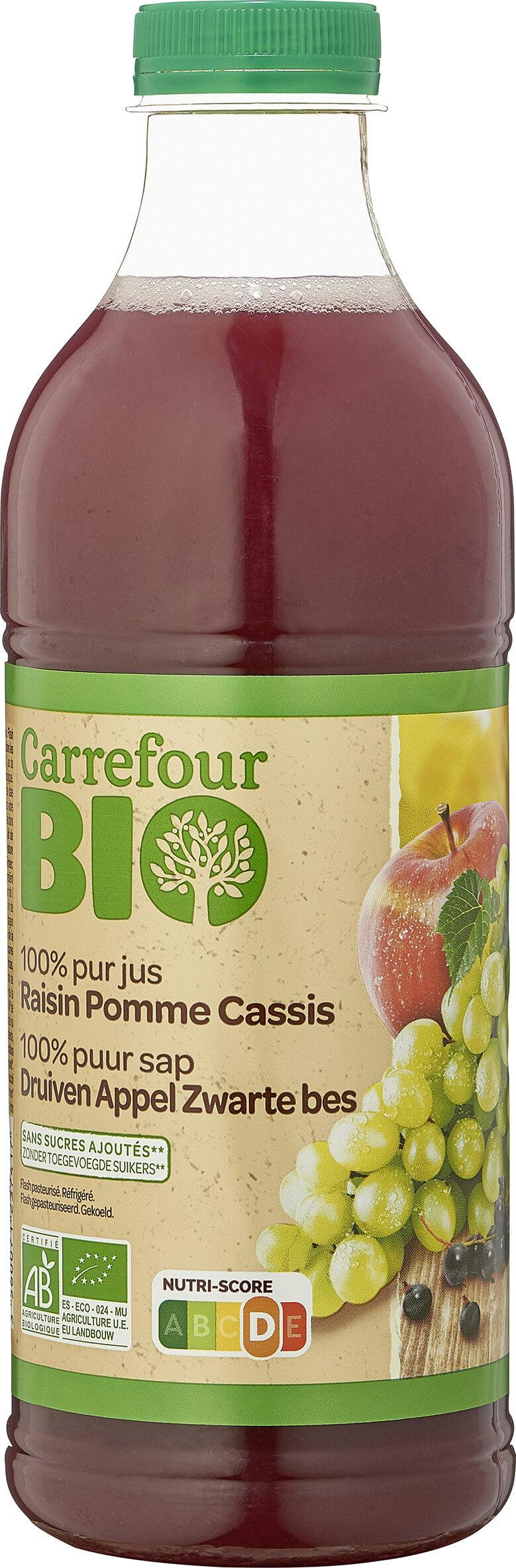 Jus de raisin Bio - Prodotto - fr