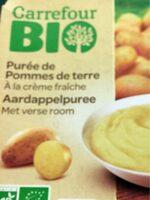Purée de pomme de terre à la crème fraîche - Produit - fr