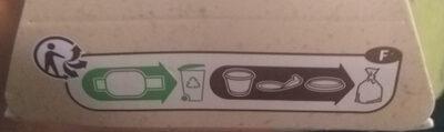 Guacamole - Recyclinginstructies en / of verpakkingsinformatie - fr