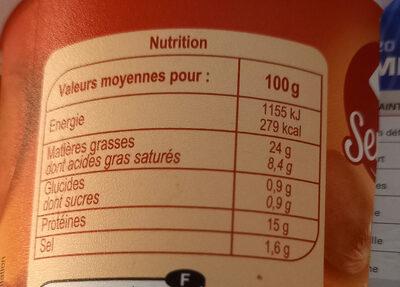 Mini Knacks Nature - Ingredienti - fr