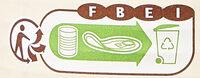Tomates pelées en cubes au jus - Recyclinginstructies en / of verpakkingsinformatie - fr