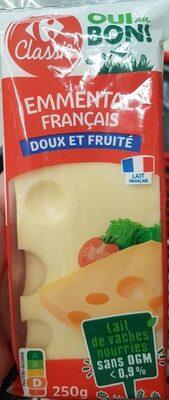 Emmental français doux et fruité - Product - fr