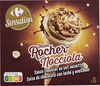 Glace Façon Roches Nocciola - Produit