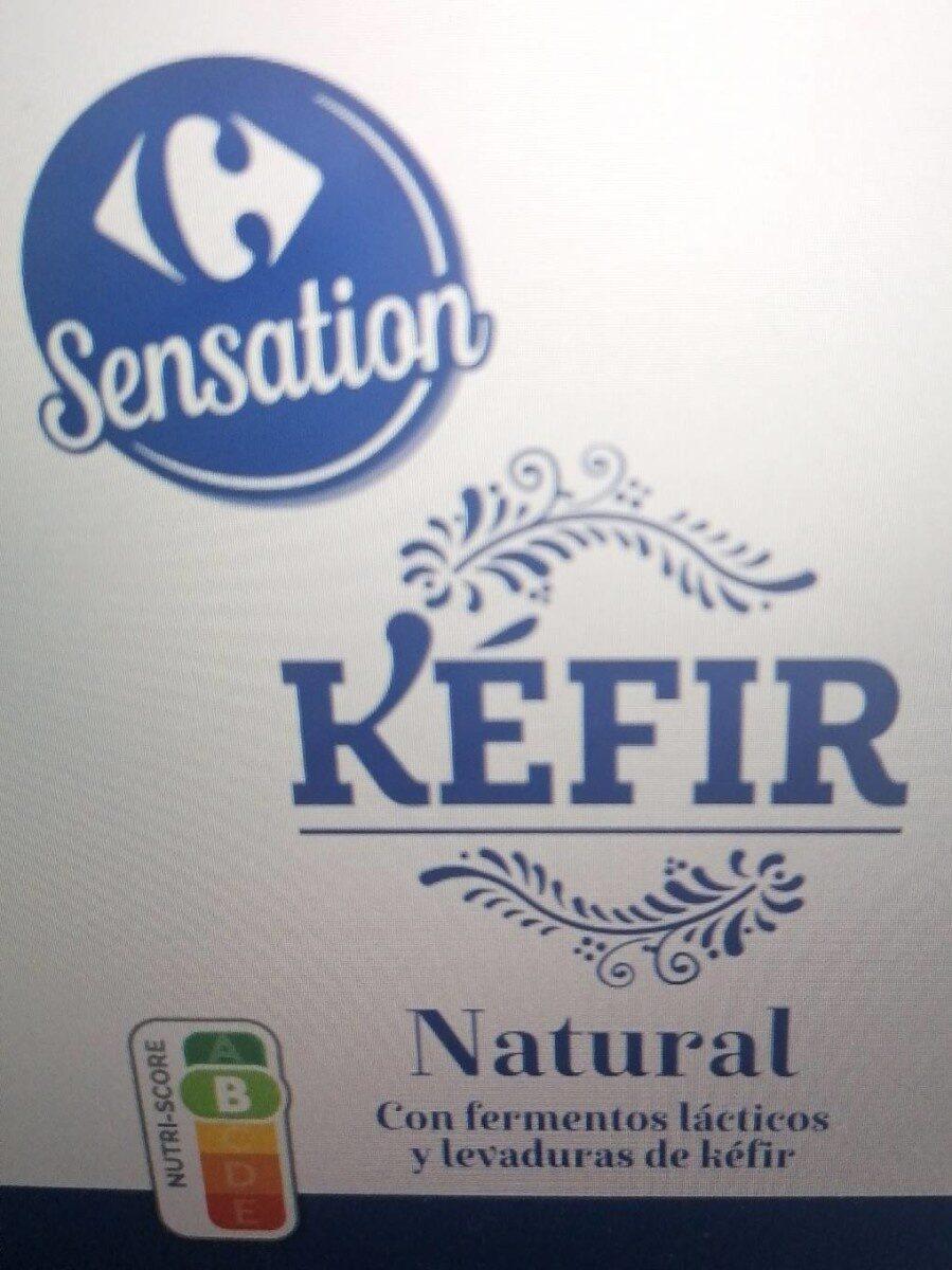 Kefir natural - Produit - es