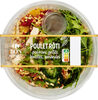 Salade poulet rôti, poivrons grilles, lentilles, amandes - Prodotto