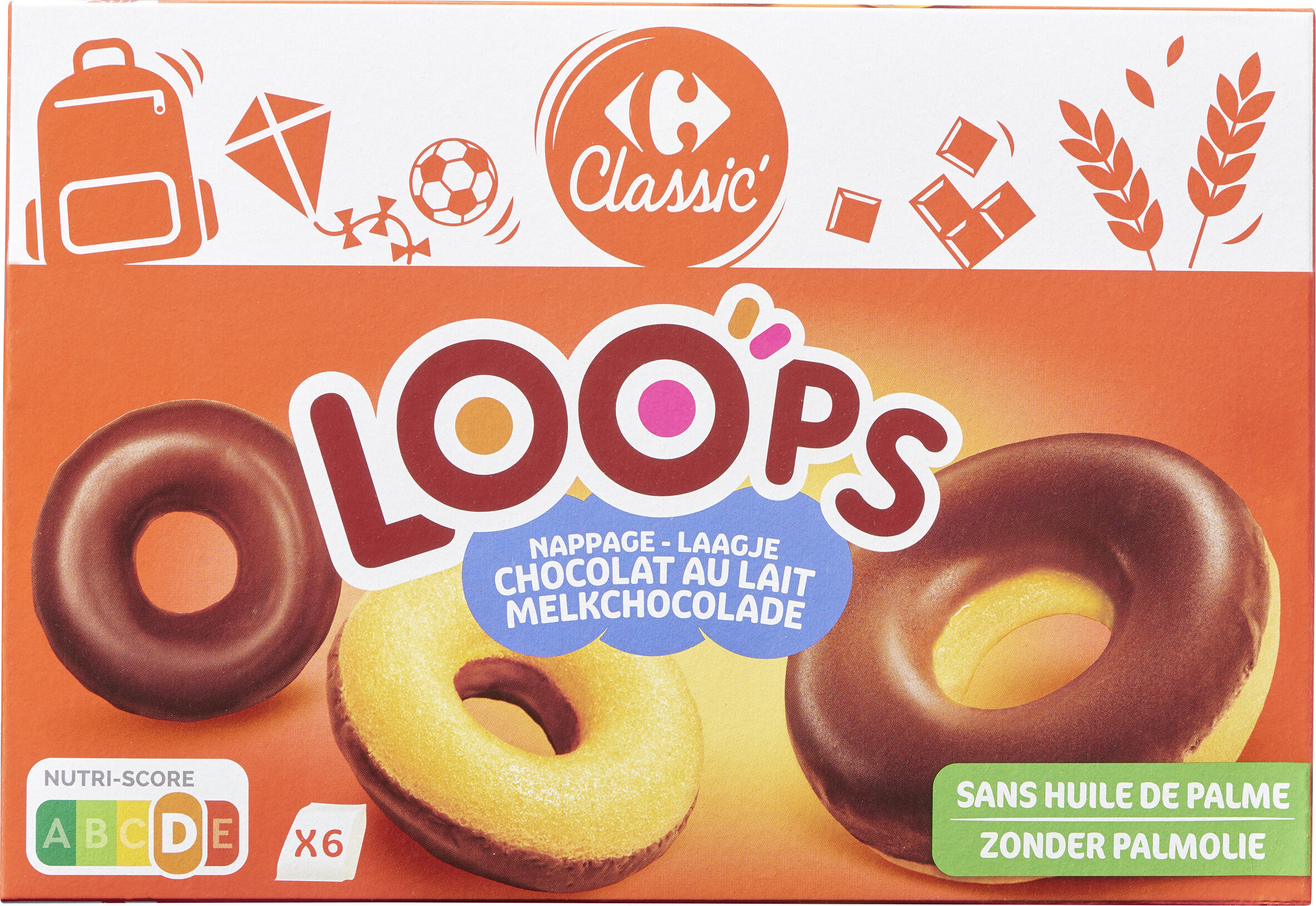 Loops - Produit - fr