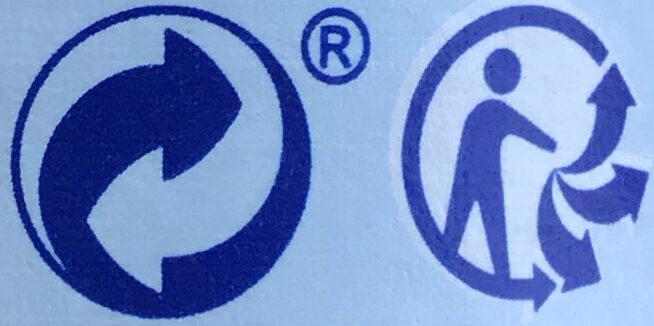 Blonde - Instrucciones de reciclaje y/o información de embalaje - fr