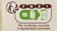 Carrefour bio jus d'orange avec pulpe - Instruction de recyclage et/ou informations d'emballage - fr