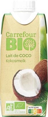 Lait de coco - Prodotto - fr