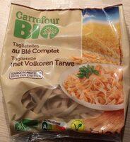 Tagliatelle au blé complet - Produit - fr