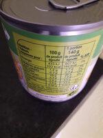 Maïs doux 3 x 1/4 - Produit - fr