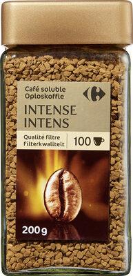 Café soluble Intense - Product - fr
