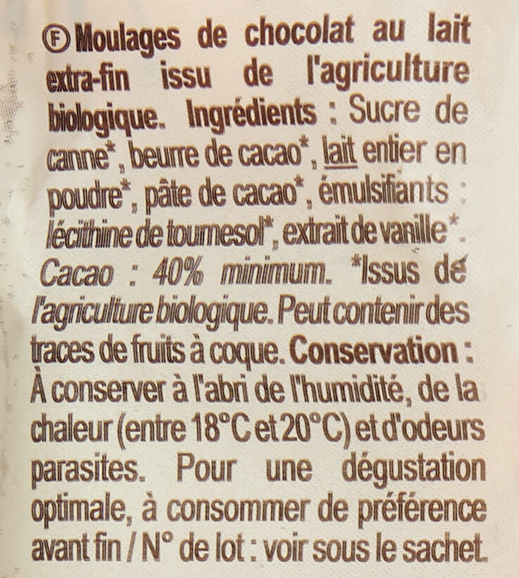 Œufs à cacher - Ingredienti - fr