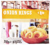 Onion rings - Produit